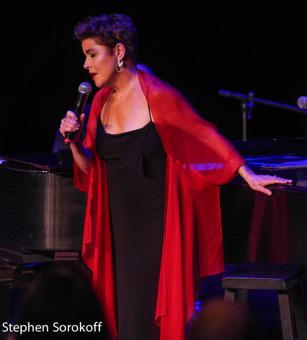 Photos: Christine Andreas Plays The Rrazz Room