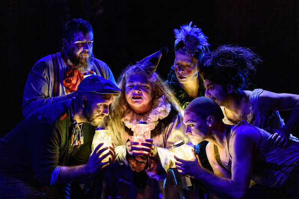 Jay Torrence as Robert Murray; Anthony Courser as Henry Gilfoil; Pamela Chermansky as Fancy Clown; Leah Urzendowski as Nellie Reed; Ryan Walters as Eddie Foy and Crosby Sandoval as Faerie Queen