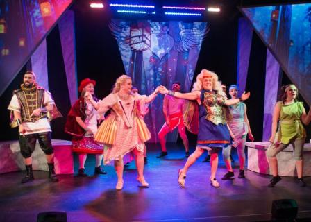 BWW Review: HEAD OVER HEELS at New Conservatory Theatre Center