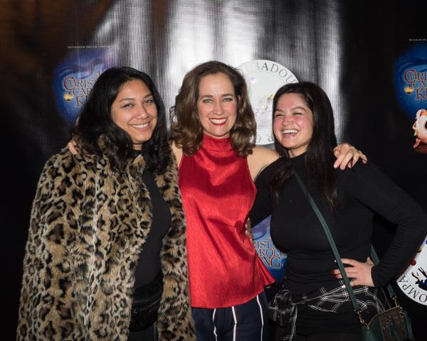Paidge Oo, Beth Kennedy, and Zara Samin Photo
