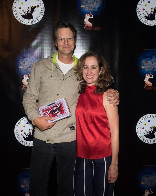 Eddy Will and Beth Kennedy Photo