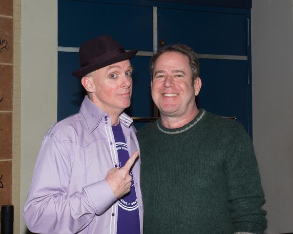 Matt Walker and David Elzer Photo
