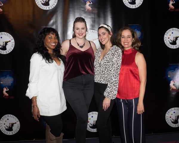 Cloie Wyatt Taylor, Chelle Denton, Janelle Lillian, and Beth Kennedy Photo