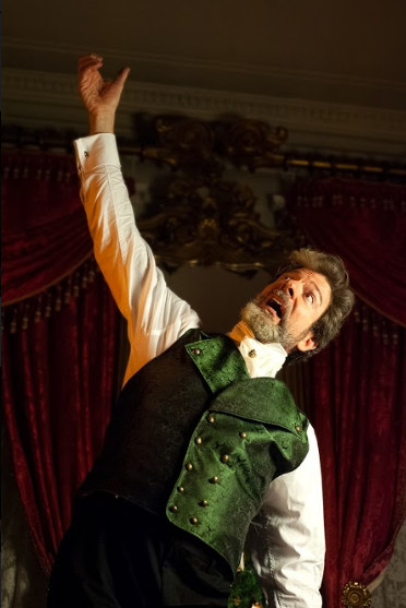 BWW Review: John Kevin Jones' Captivating Performance of A CHRISTMAS CAROL Returns To Merchant's House Museum