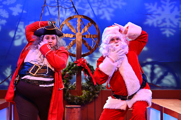 Photo Flash: Red Branch Theatre Company Presents JINGLE ALL THE WAY