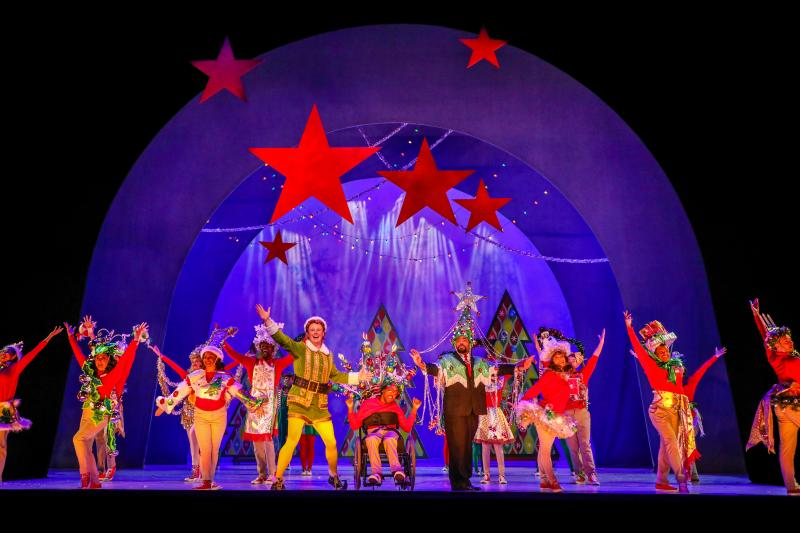 BWW Review: Theatre Under The Stars' ELF is a Feel-Good, Festive, Family Holiday Treat