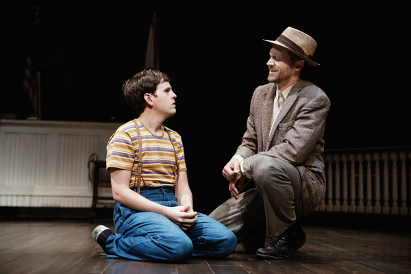 Taylor Trensch and Russell Harvard Photo