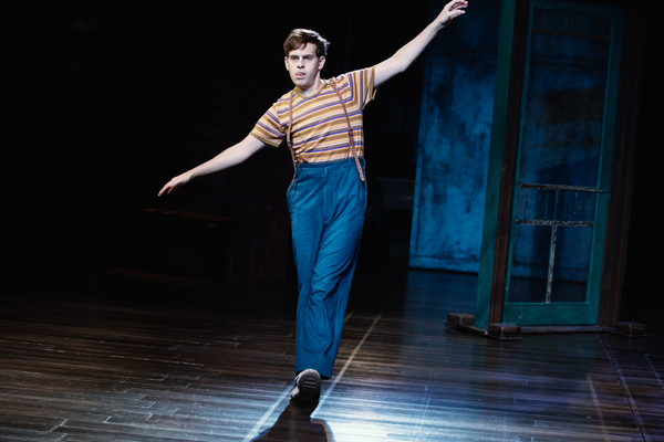 Photo Flash: TO KILL A MOCKINGBIRD Welcomes Ed Harris, Taylor Trensch, Kyle Scatliffe And More!