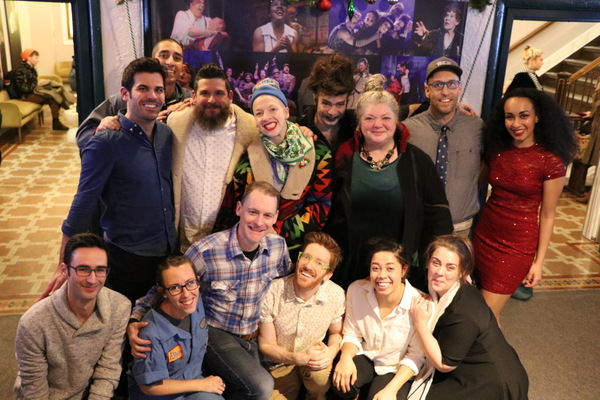 Photos: The Ruffians' BURNING BLUEBEARD Opens At Porchlight Music Theatre