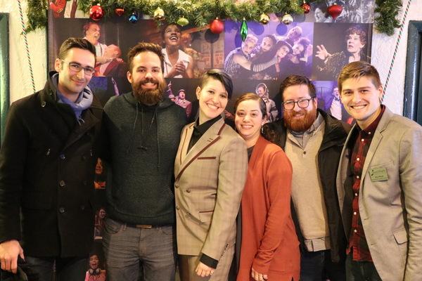 David Goodman-Edberg, Robert Hornbostel, Bek Lambrecht, Jeff Kmiec and Alex Rhyan Photo