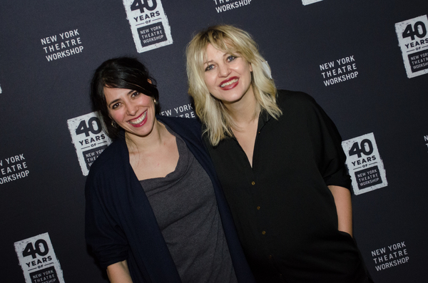 Rachel Chavkin and Anais Mitchell Photo