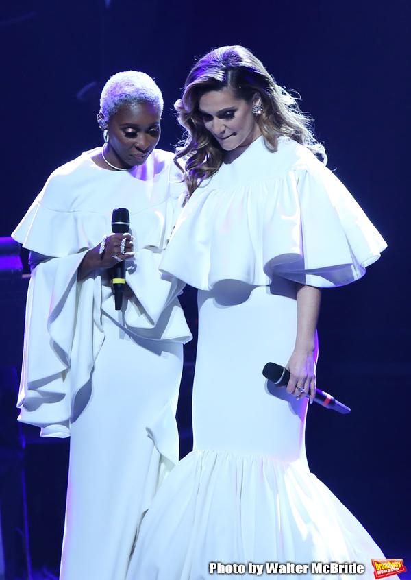 Photos: Cynthia Erivo and Shoshana Bean Lead NIGHT DIVINE Holiday Concert at the Apollo