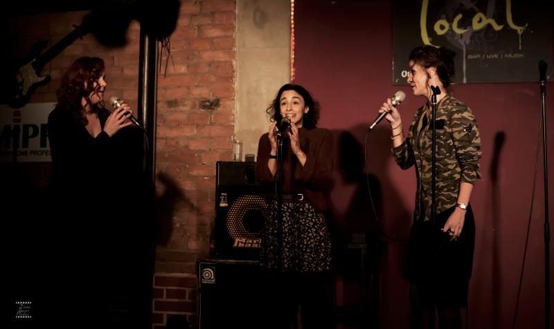 BWW Review: ABLA AND FRIENDS at Local Bar Vienna