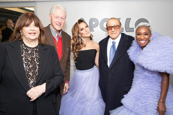 Photos: The Clintons, Dan Levy, and More Attend Cynthia Erivo and Shoshana Bean's NIGHT DIVINE Concert at the Apollo