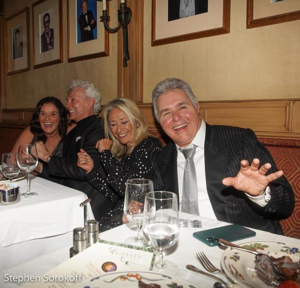 Debi Maldonado-Maglio, John Griffith, Eda Sorokoff, Steve Tyrell Photo