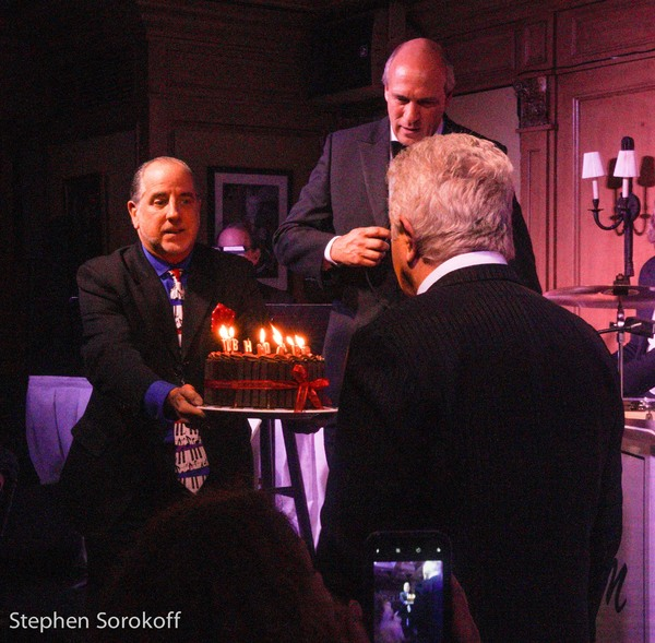 Bob Spiotto, Happy Birthday Steve Tyrell Photo
