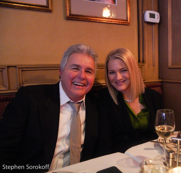 Steve Tyrell & Janine Sharell Photo