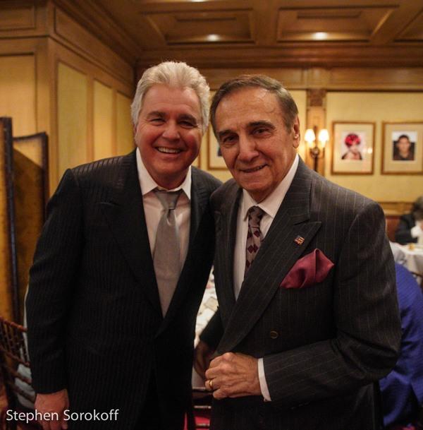 Steve Tyrell & Tony Lo Bianco Photo