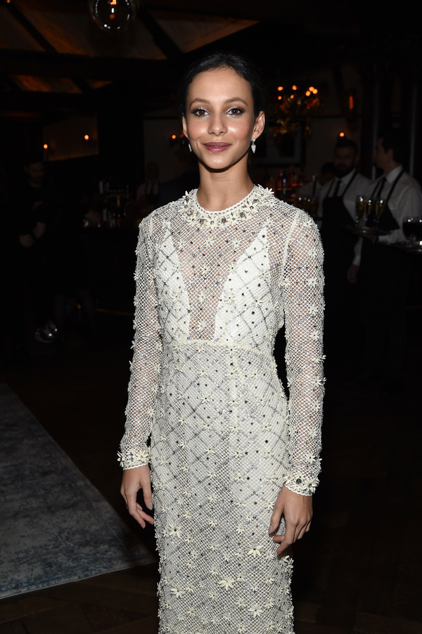 Francesca Hayward    (Photo by Jamie McCarthy/Getty Images  for Universal Pictures)
