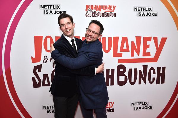 John Mulaney and Nick Kroll  Photo