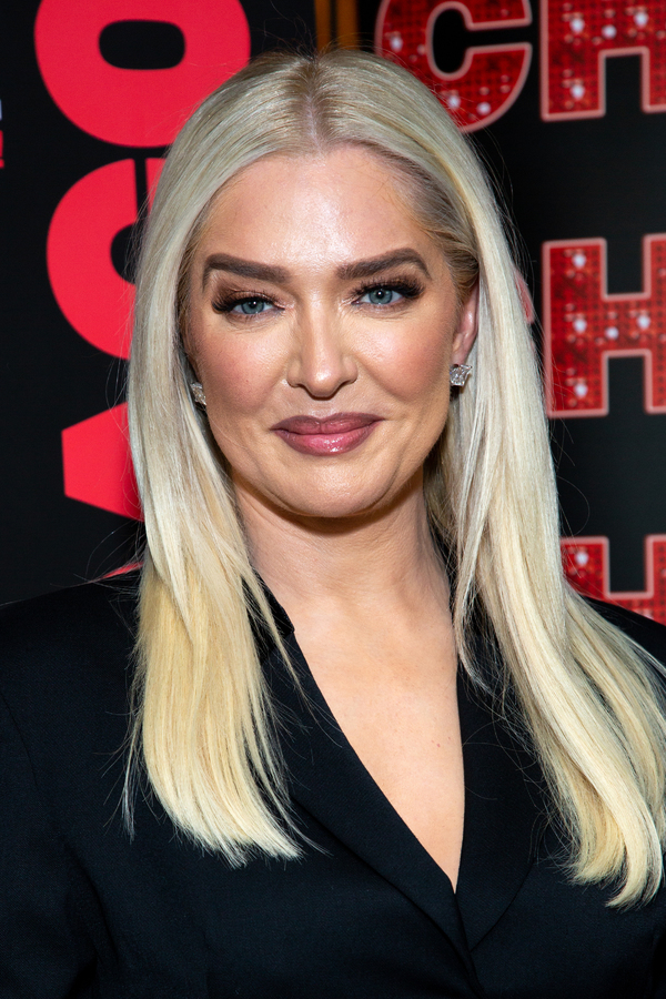 Photo Coverage: Real Housewives Star Erika Jayne Gets Ready to Strut Her Stuff in CHICAGO!