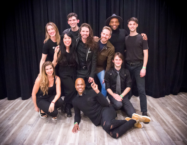 Cassandra Sandberg, Vanessa Pereda-Felix, John Charles McLaughlin, Will Thomason, Alex Beck, Willie Dee, David Ball, Erika Peterson, Darius Anthony Harper, and Nathan Burke.