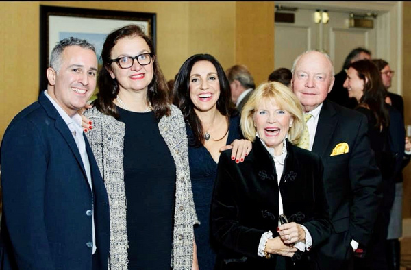 Photo Flash: Forever Gourmet Names 'Sing For Hope' As Cultural Animator, Beneficiary Of Michelin Star Chef's Events