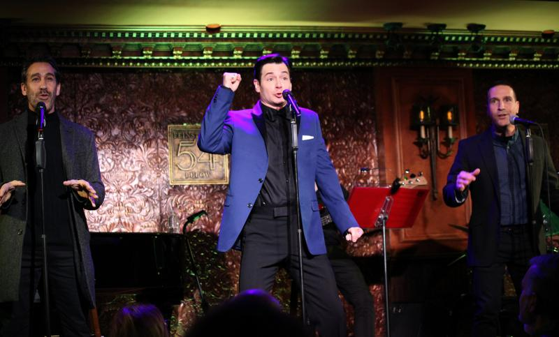 BWW Review: Perry Ojeda Finally Arrives in JUST IN TIME - THE SONGS OF COMDEN AND GREEN at 54 Below