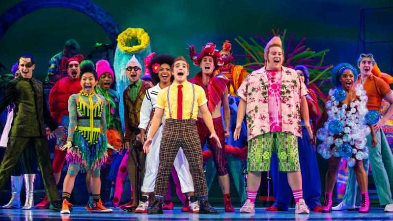 BWW Review: THE SPONGEBOB MUSICAL serves up smiles and a whole lotta heart in its Toronto premiere