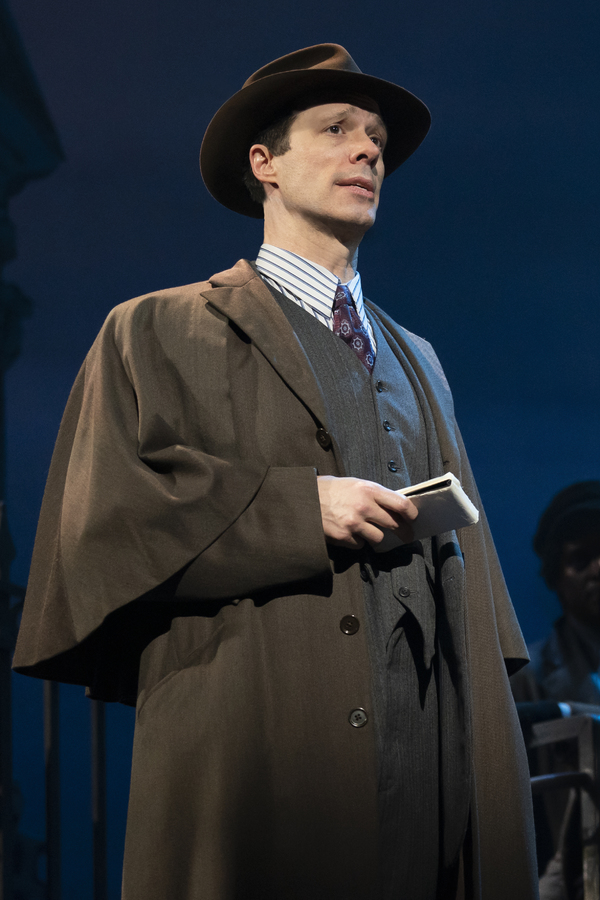 Laird Mackintosh as Professor Henry Higgins in The Lincoln Center Theater Production  Photo