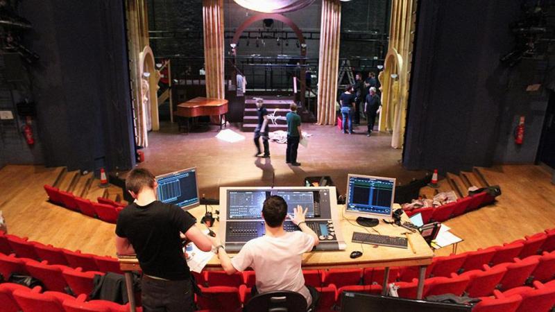 BWW Blog: Royal Central School of Speech and Drama's Nick Moran Explains the Evolving Nature of Lighting Design