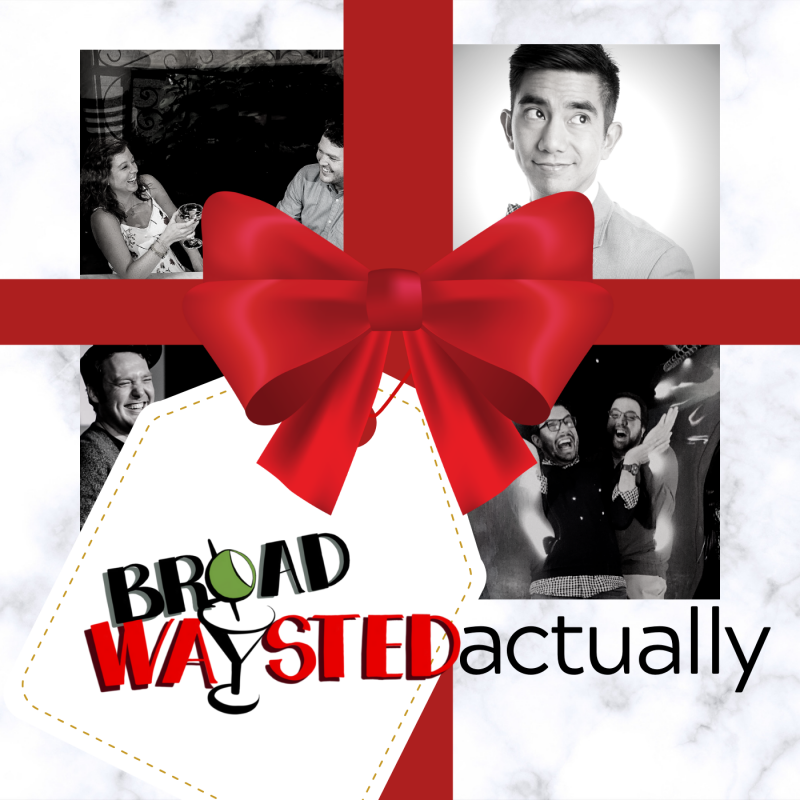 Broadwaysted Podcast Presents Three-Part Christmas Musical Series BROADWAYSTED, ACTUALLY Starring James Monroe Iglehart, Alexandra Silber, Tee Boyich, Aaron J. AlbanoMore