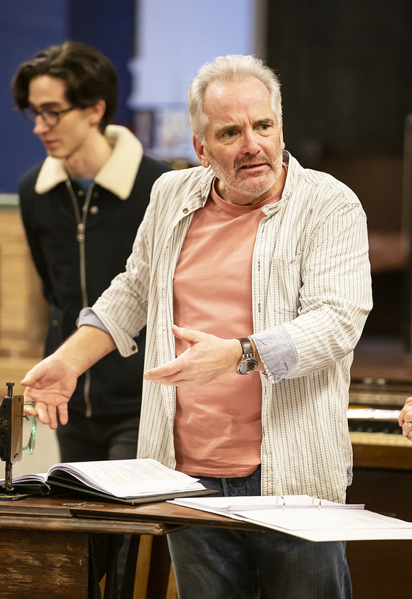 Photo Flash: First Look at RAGS at Park Theatre