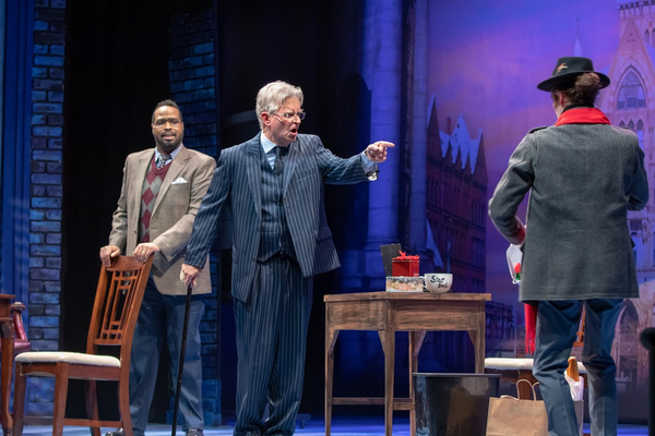 Photo Flash: First Look at A SYRACUSE CHRISTMAS CAROL at Redhouse