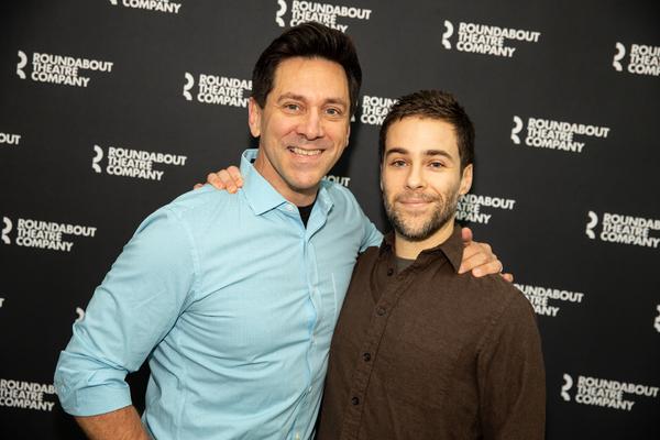 Michael Berresse and Daniel Zaitchik Photo