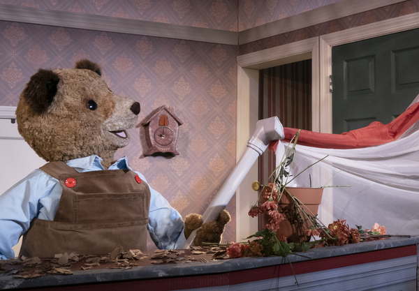 Photo Flash: First Look at PADDINGTON GETS IN A JAM