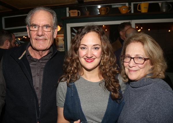 Photo Flash: JACQUELINE NOVAK: GET ON YOUR KNEES Celebrates Re-Opening Night at Lortel Theatre