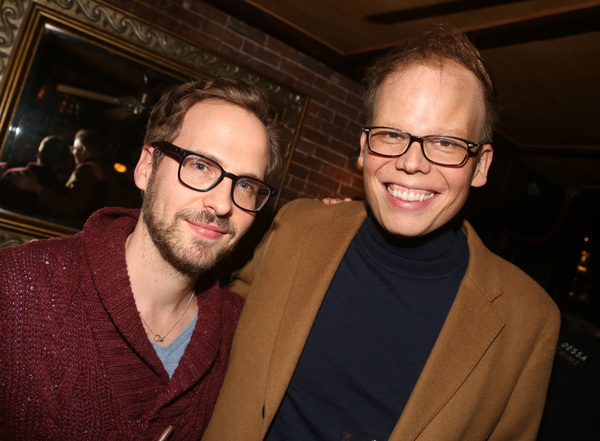 Ryan Spahn and Jeff Hiller  Photo