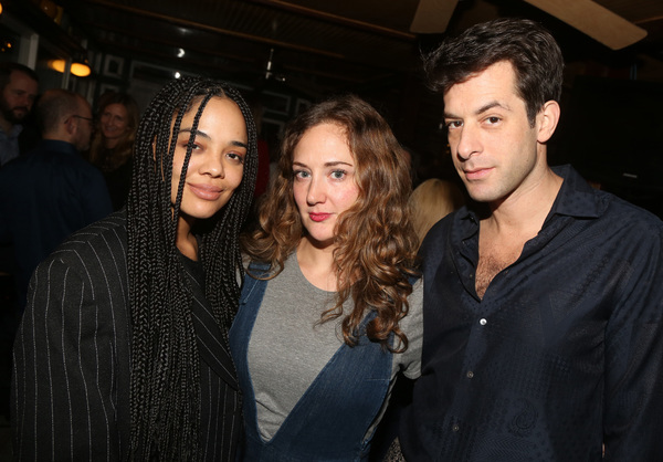 Tessa Thompson, Jacqueline Novak and Mark Ronson  Photo