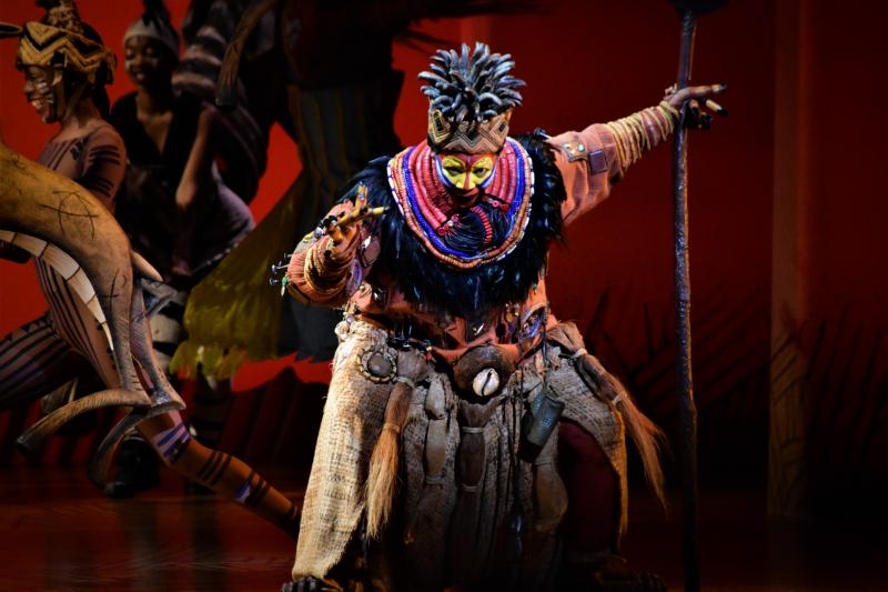 THE LION KING Plays in Hong Kong For The First Time! Here's Your First Look!