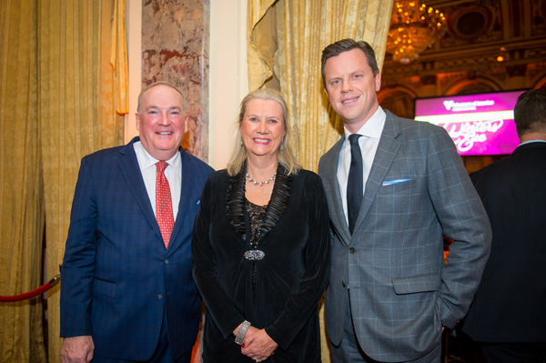 Photo Flash: Paige Davis & Patrick Page Attend Volunteers Of America-Greater New York's Annual Fundraising Gala
