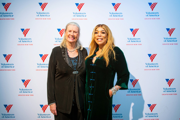 Tere Pettitt, President and CEO of Volunteers of America-Greater New York; Wendy Will Photo