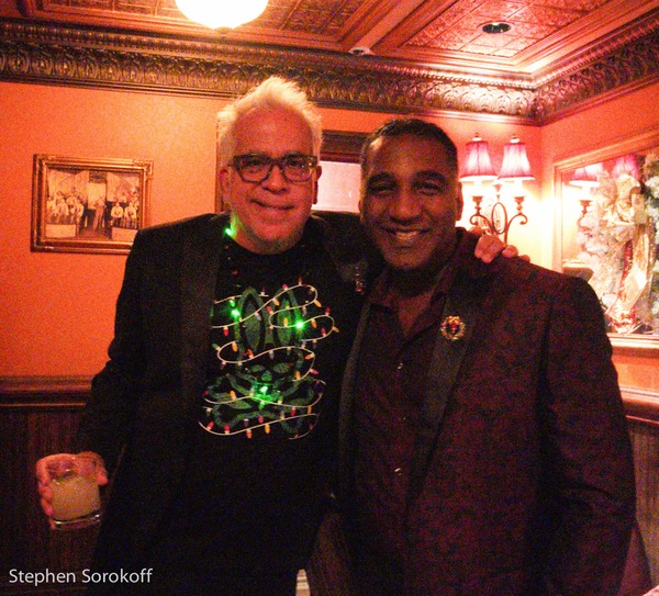 Richard Jay-Alexander & Norm Lewis Photo