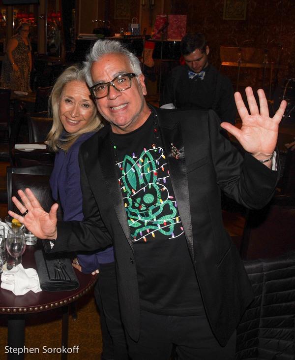 Eda Sorokoff & Richard Jay-Alexander Photo