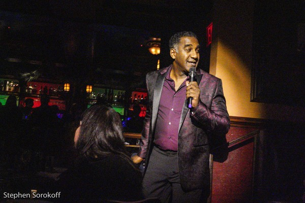 Photo Coverage: Norm Lewis Continues Holiday Run at Feinstein's/54 Below