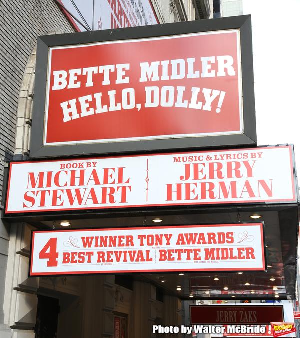 Photo Flashback: Bette Midler on Broadway