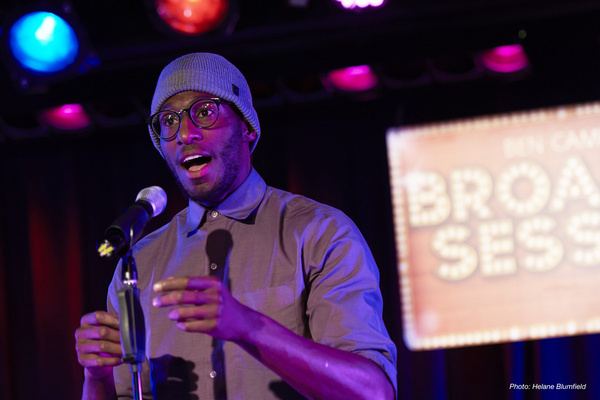 Photo Flash: Paige Davis, Jewelle Blackman and More at Broadway Sessions HOLIDAY SHOW at The Beechman