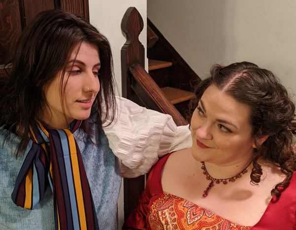 Photo Flash: Actors' Theatre Of Columbus Presents OR
