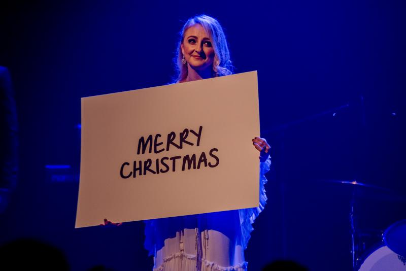 BWW REVIEW: Celebrating the Feel Good Festive Film, CHRISTMAS ACTUALLY - THE MUSIC OF LOVE ACTUALLY LIVE ON STAGE Is A Delight For Fans