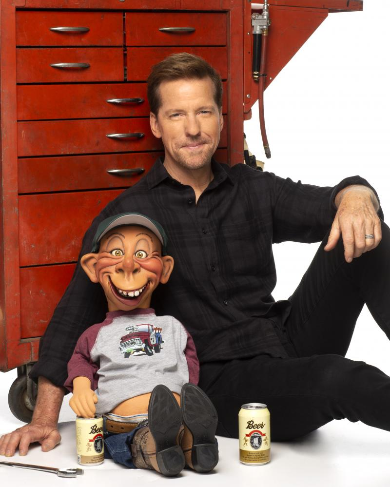 BWW Previews: Comedy Filled JEFF DUNHAM: SERIOUSLY! TOUR Comes to Van Andel Arena in Grand Rapids